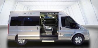Ford Dcar X